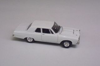 1963 Plymouth 426 Max Wedge Hot Wheels Le Car Mopar Musclecar