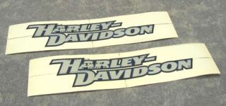 Harley Davidson Sportster Fuel Tank Decals New 13341 08