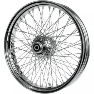 Harley Chrome Spoke Wheels