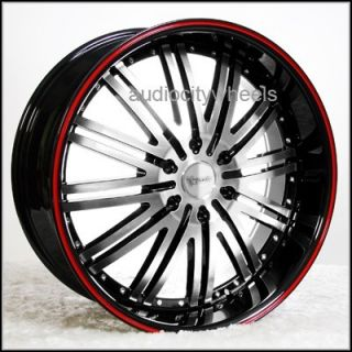 "24inch Wheels Rims Tahoe Yukon Escalade Chevy Almada Silverado Wheel Rim 6"" Lip"