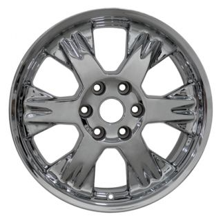 "18"" Chrome GMC Envoy Wheels 5315 Rims Fit Chevy Trailblazer Buick Rainier"