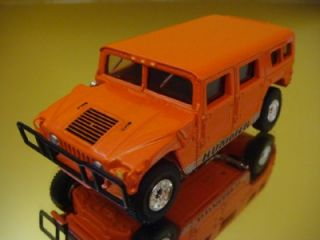 Hot Wheels Hummer H1 Civilian 1 64 Scale Limited Edition 4 Detailed Photos Below