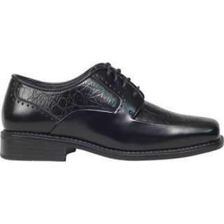 Boys' Deer Stags Escuela Black Deer Stags Oxfords