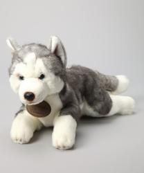 Russ Berrie Yomiko 17 inch Collectible Husky Plush Dog Other Collectibles