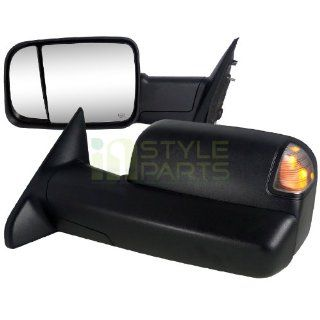 2010 2011 Dodge Ram 2500 3500 Towing Mirrors Power Adjustment with Heated Function Automotive