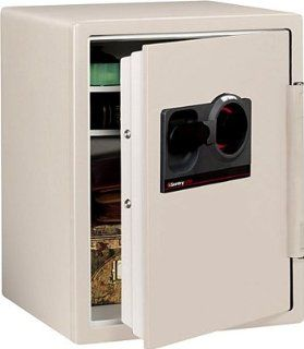 Sentry 2.0 Cu. Ft. Fire Safe with 3 Number Combination Lock (Light Grey)