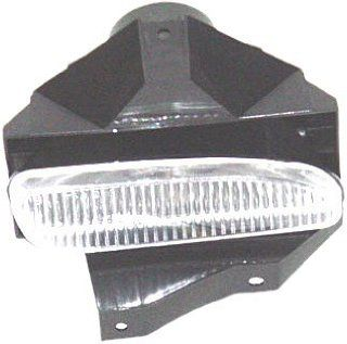 OE Replacement Ford Mustang Passenger Side Fog Light Assemblyy (Partslink Number FO2593178) Automotive