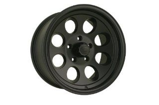 Alloy Ion Style 171 17 Matte Black Wheel / Rim 5x4.5 with a 0mm Offset and a 83.82 Hub Bore. Partnumber 171 7965MB Automotive