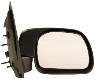 OE Replacement Ford Super Duty Pickup Passenger Side Mirror Outside Rear View (Partslink Number FO1321217) Automotive