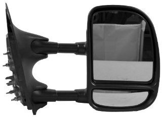 OE Replacement Ford Super Duty Pickup Passenger Side Mirror Outside Rear View (Partslink Number FO1321226) Automotive