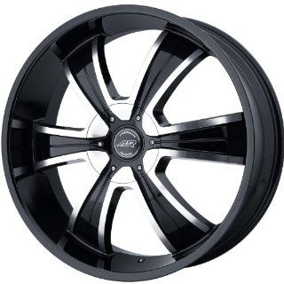 "American Racing AR894 Gloss Black Wheel with Machined Face (20x8.5""/5x5"") Automotive"