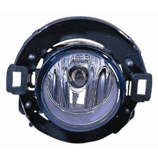 OE Replacement Nissan/Datsun Xterra Fog Light Assembly (Partslink Number NI2590102) Automotive