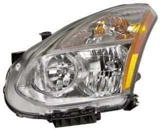 OE Replacement Nissan/Datsun Rogue Driver Side Headlight Assembly Composite (Partslink Number NI2502170) Automotive