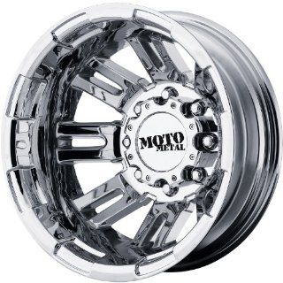 Moto Metal MO963 16x6 Chrome Wheel / Rim 8x170 with a  134mm Offset and a 125.50 Hub Bore. Partnumber MO96366087894N Automotive