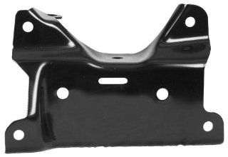 OE Replacement Chevrolet Silverado Front Driver Side Bumper Bracket (Partslink Number GM1066186) Automotive