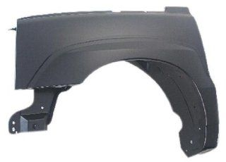 OE Replacement Cadillac Escalade Front Passenger Side Fender Assembly (Partslink Number GM1241311) Automotive