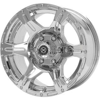 American Racing ATX Predator 17x8.5 Chrome Wheel / Rim 6x5.5 with a 15mm Offset and a 78.30 Hub Bore. Partnumber AX606578538A Automotive