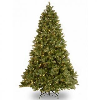 7.5 ft. FEEL REAL® Downswept Douglas Fir Tree with Clear Lights