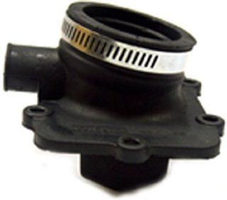 2000 2003 SKI DOO MACH Z/ZR MILLENNIUM CARBURETOR MOUNTING FLANGE, Manufacturer NACHMAN, Manufacturer Part Number 07 100 34 AD, Stock Photo   Actual parts may vary. Automotive