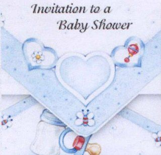 "100 Baby Shower Mini Remembrances Cards in Spanish   Baby Boy, 1.5"" x 2.5"""