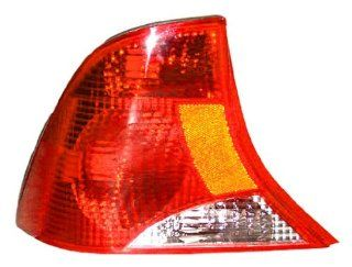 OE Replacement Ford Focus Driver Side Taillight Assembly (Partslink Number FO2800187) Automotive