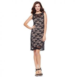 "Tiana B. ""Discover the Unexpected"" 3 piece Lace Dress"