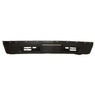 OE Replacement Chevrolet S10 Front Bumper Deflector (Partslink Number GM1092163) Automotive