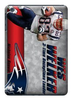 Ipof New England Patriots NFL Design Ipad Mini Case Cell Phones & Accessories