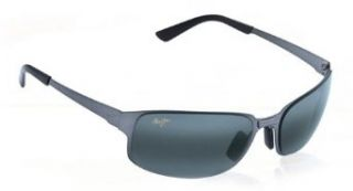 Maui Jim MJ 505 02 TOPSAIL sunglasses Gunmetal w/ Neutral Grey Lens Clothing