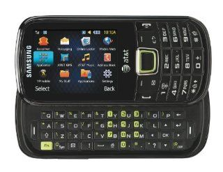 Samsung Evergreen A667 Black Unlocked GSM Phone Cell Phones & Accessories