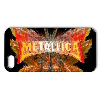 DIYCase Cool Singer Series Metallica Unique Design Back Proctive Custom Case Cover for iPhone 5   1382931 Cell Phones & Accessories