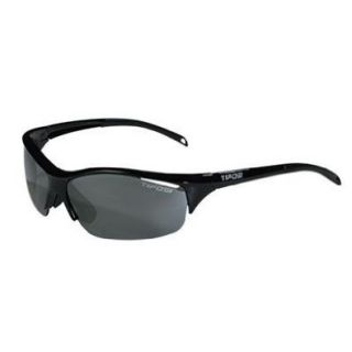 Tifosi Optics 2011 Envy Interchangeable Lens Sunglasses (Gloss Black Frame   GT/EC/AC Red Golf Lenses) Shoes