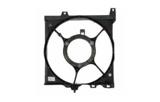Replacement Radiator Cooling Fan Shroud Automotive