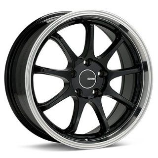 "Enkei TENJIN  Tuning Series Wheel, Black Machined (18x8.5""   5x114.3/5x4.5, 35mm Offset) One Wheel/Rim Automotive"