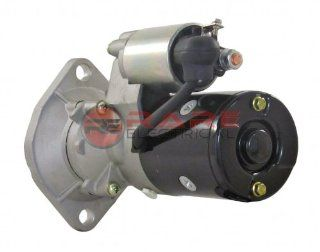 NEW LATE MODEL GEAR REDUCTION STARTER MOTOR ISUZU 4FA1 DIESEL FORKLIFT S114 338 Automotive