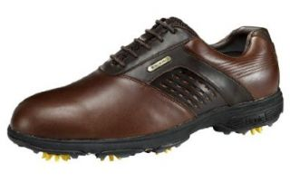 New Mens Etonic Dri Tech II 2 Golf Shoes BROWN Size 8.5 WIDE   RETAIL $114.99 Shoes