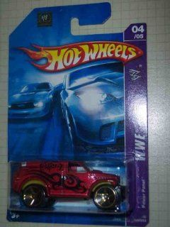 WWE Series #4 Power Panel Batista 5 Spoke Wheels #2006 109 Collectible Collector Car Mattel Hot Wheels Toys & Games