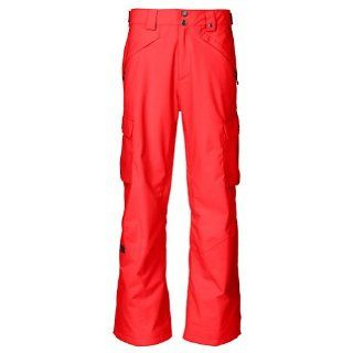 The North Face Fargo Cargo Mens Ski Pants Fiery Red X Large Sports & Outdoors