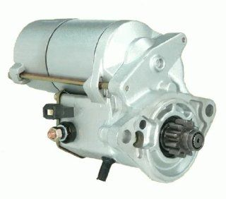 This is a Brand New Starter fits Ford Compact Tractors 1920 4 122 Shibaura Diesel 1993 1996, 3415 4 135 Shibaura Diesel 1993 2002, and New Holland Skid Steer Loaders L465 N843 Diesel 1994 1999, LX465 N843 Diesel 1994 1999, LX485 N843 Diesel 1994 1999, LX56