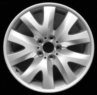 02 05 BMW 745LI 745 li ALLOY WHEEL RIM 19 INCH, Diameter 19, Width 9, Lug 5 (5 SPOKE, STYLE #126), SILVER, 1 Piece Only, Remanufactured , (center cap not included) (2002 02 2003 03 2004 04 2005 05) AL Automotive