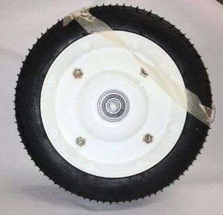 Genuine OEM Toro Wheel And Tire Assembly 121 1380  Lawn Mower Wheels  Patio, Lawn & Garden