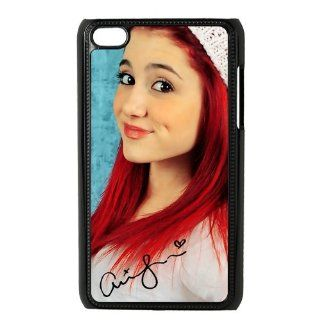 Ariana Grande Special Personalized Music Case for IPod Touch 4,Best Gift for Ari Fans Cell Phones & Accessories
