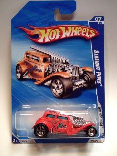 Hot Wheels 2010 HW Hot Rods 145/240 Straight Pipes 07/10