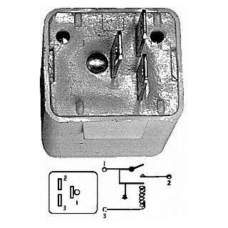 Standard Motor Products HR 151 Wiper Motor Control Relay Automotive