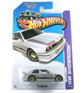 2013 Hot Wheels '92 BMW M3 172/250   Rare Toys & Games