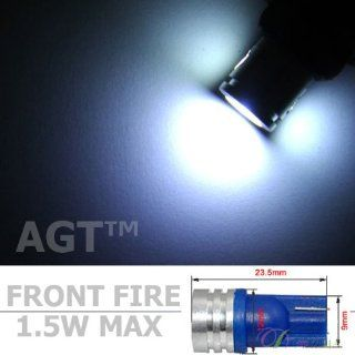 AGT 194 168 2825 1.5 Watt Directional White High Power LED Car Lights Bulb (Pack of 4) Automotive