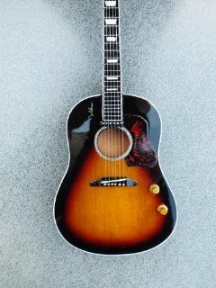 RGM171 John Lennon New Acoustic Miniature Guitar   Electric Guitars