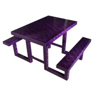 OFab Kid's Modern Picnic Table   Kids Picnic Tables