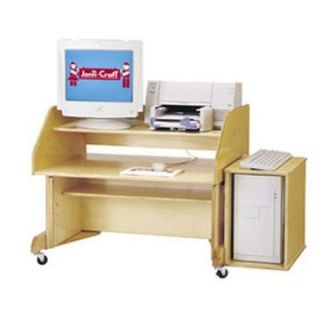 Jonti Craft Kydz Deluxe Computer Desk   Kids Desks