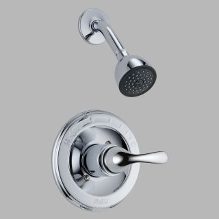 Delta Classic T13220 Monitor 13 Series Shower Valve Trim with Deep Escutcheon   Shower Faucets